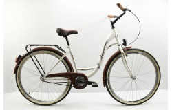 Rower miejski KANDS LAGUNA S-Comfort